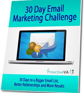 30 Day Email Marketing Challenge