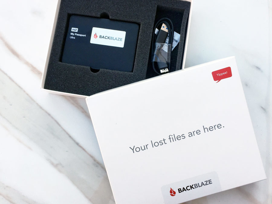 How BackBlaze Saved My Business on More than One Occasion