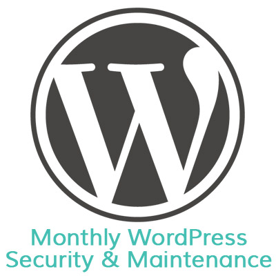 Monthly WordPress Security & Maintenance Services: