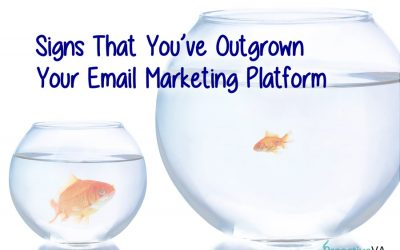Have You Outgrown Your Email Marketing Platform?