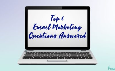 Top 6 Email Marketing Questions Answered
