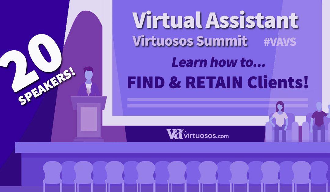 20 LIVE Virtual Assistant Training Webinars for $0!