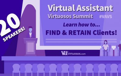 20 LIVE Virtual Assistant Training Webinars for $0!