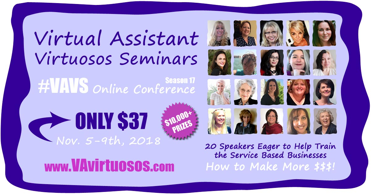 Virtual Assistant Training Conference