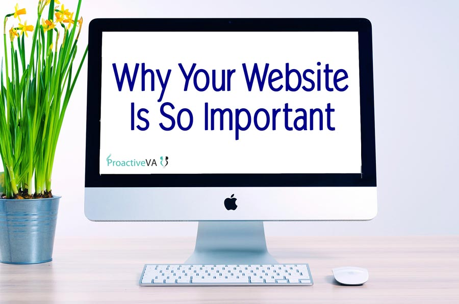 Why Your Website Is So Important for Your Business