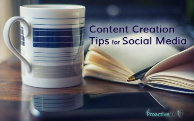 Content Creation Tips for Social Media