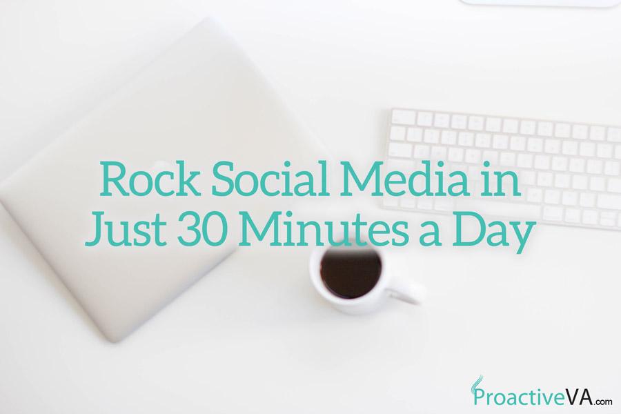 Daily Social Media Strategy