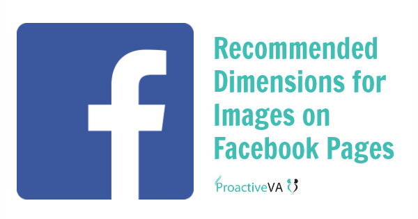 Image Dimensions for Facebook Pages