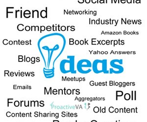 6 Simple Ways to Find Topic Ideas for Blog Posts
