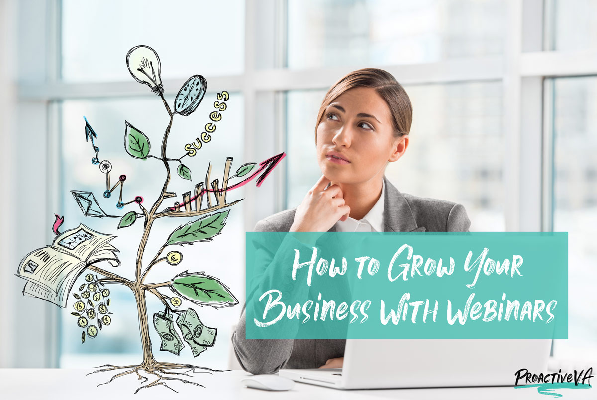 How to Grow Your Business with Webinars