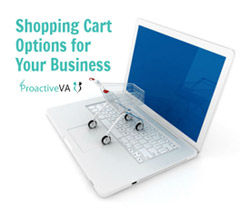 Shopping Cart Options for an Online Business