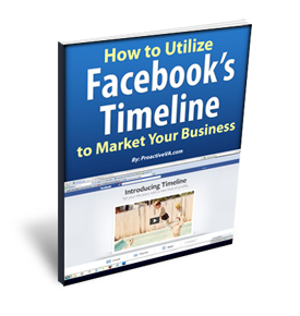 How to Utilize Facebook's Timeline to Market Your Business (eBook)