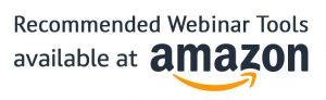 Webinar Recommendations on Amazon